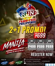 iLoveMyContry.Ph RUN 2019 for FRAUD-FREE PHILIPPINES