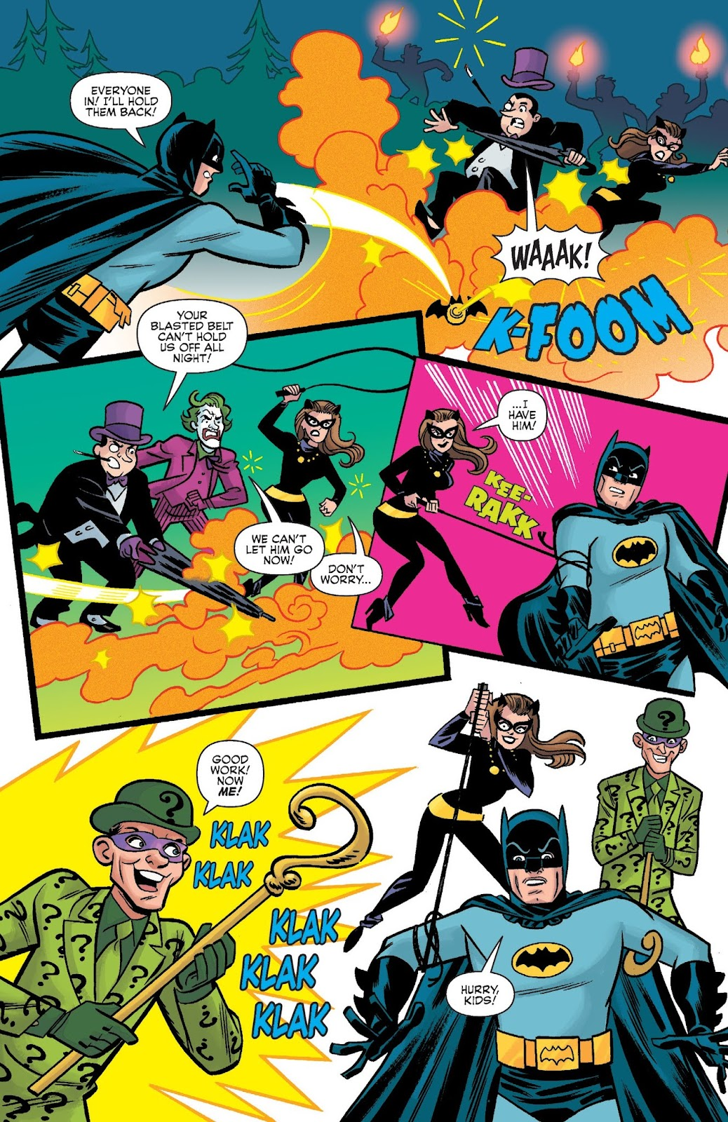 Read online Archie Meets Batman '66 comic -  Issue #5 - 19