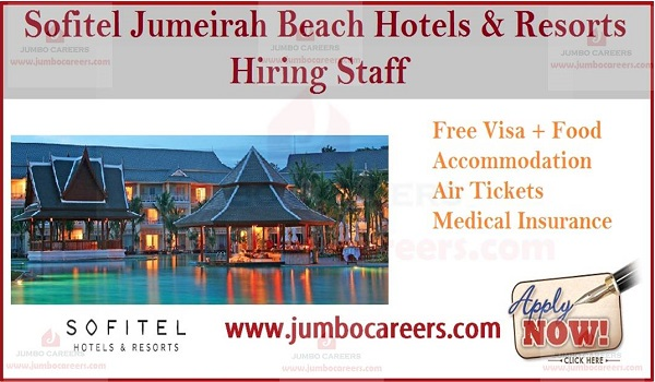 Hotel job openings in Dubai, UAE latest jobs and careers 2019,