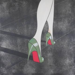Картины в стиле поп реализм. Bruce Burt