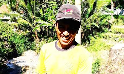 Sukarela Membantu TNI, Lantaran Bangunan Jembatan Akan Membantu Aktifitasnya