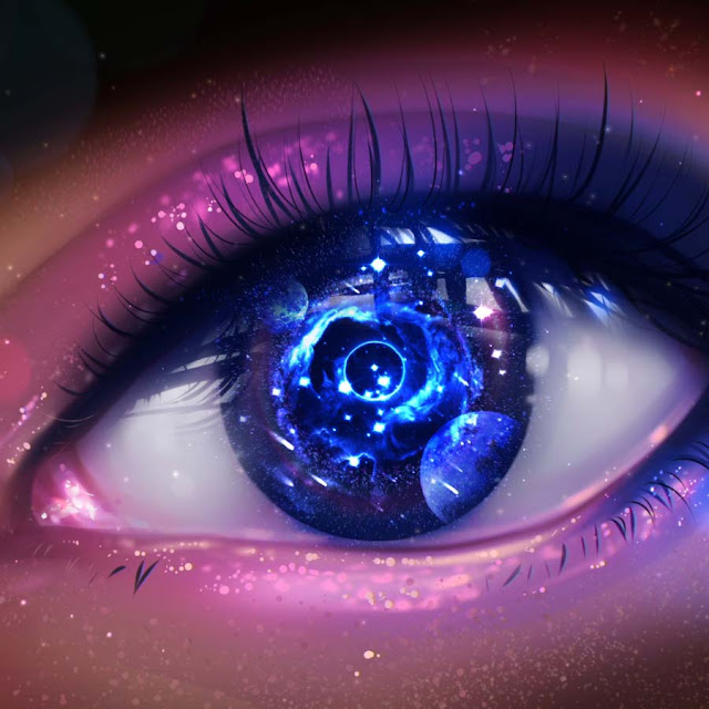Artistic - Eye Wallpaper Engine