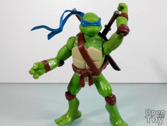 Tmnt 2007 Movie Leonardo