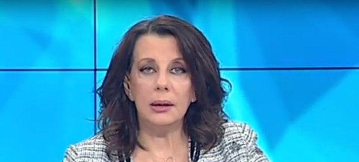 Ακριβοπούλου της ΕΡΤ που αποκάλεσε «ακροδεξιούς και χρυσαυγίτες» τους Μητροπολίτες: «Ζητώ συγγνώμη  είχα πυρετό» [βίντεο]