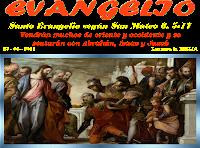 Resultado de imagen para EN aquel tiempo, al entrar Jesús en Cafarnaún, un centurión se le acercó rogándole: «Señor, tengo en casa un criado que está en cama paralítico y sufre mucho». Le contestó: