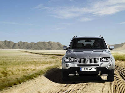 BMW X3 Off Road Normal Resolution HD Wallpaper 12