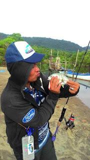 16 Spot potensial mancing ultra light di Sabang
