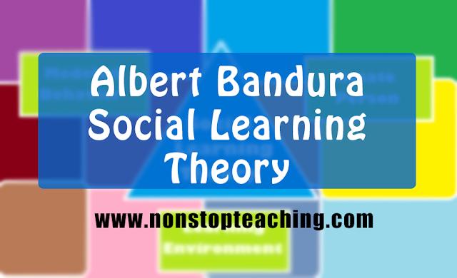 Albert Bandura Social Learning Theory