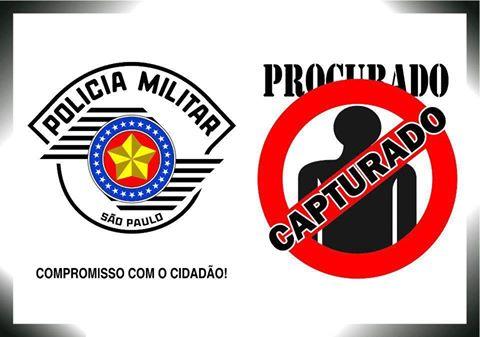 POLÍCIA MILITAR DE REGISTRO-SP CAPTURA PROCURADO DA JUSTIÇA APÓS DENÚNCIA