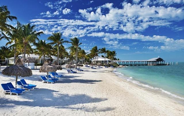 Ilha de Key West na Flórida