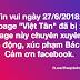 """TRANG FANPAGE """"VIỆT TÂN"""" BỊ XOÁ VÀ NHỮNG TÁC ĐỘNG TỚI FB VIỆT NAM"""