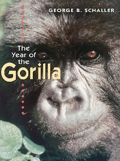 The Year of the Gorilla by George Schaller