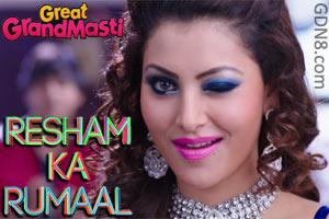 Resham Ka Rumaal - Great Grand Masti - Urvashi Rautela