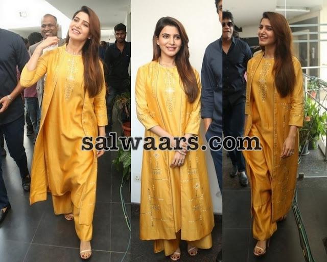 Samantha at Raju Gari Gadhi Press Meet