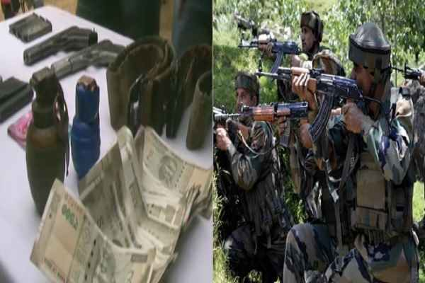 police-armed-forces-killed-2-terrorists-in-handwara-kashmir-news