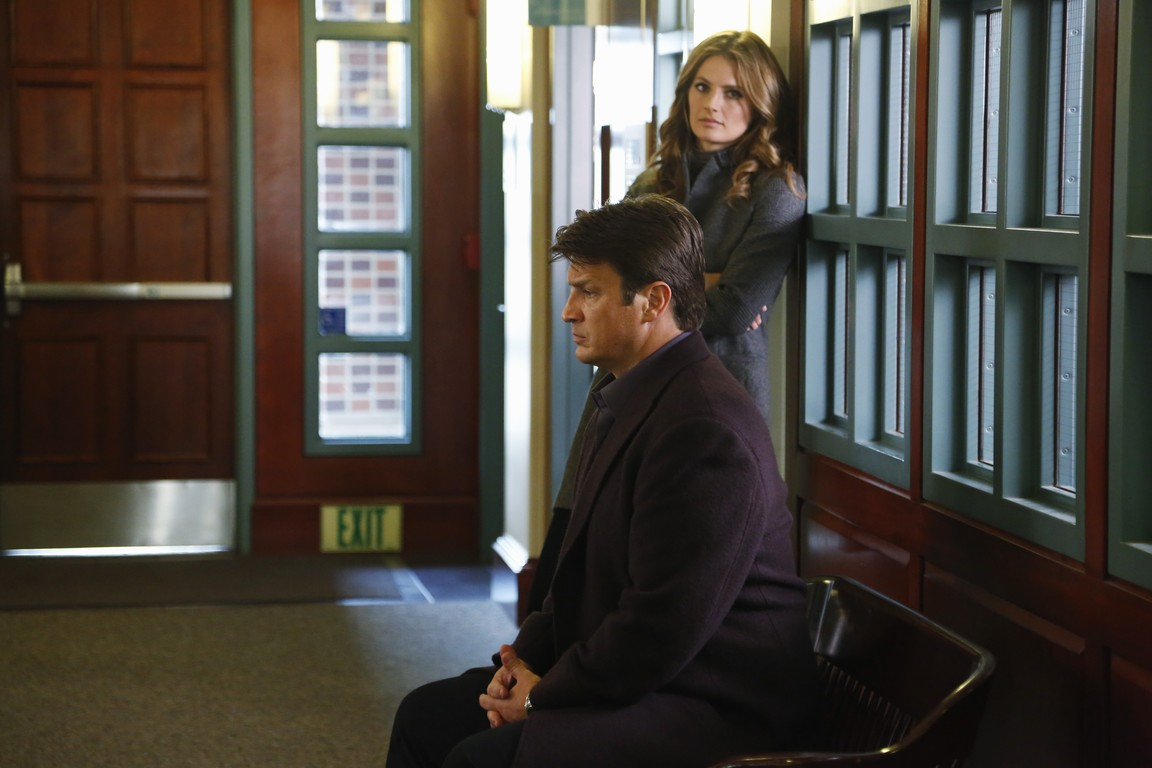 Castle - Season 6 Episode 15: Smells Like Teen Spirit