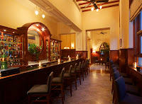 Strand Hotel bar