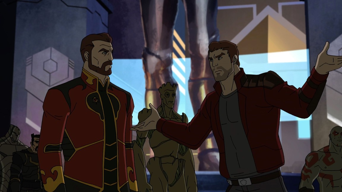 guardians of the galaxy s01e23