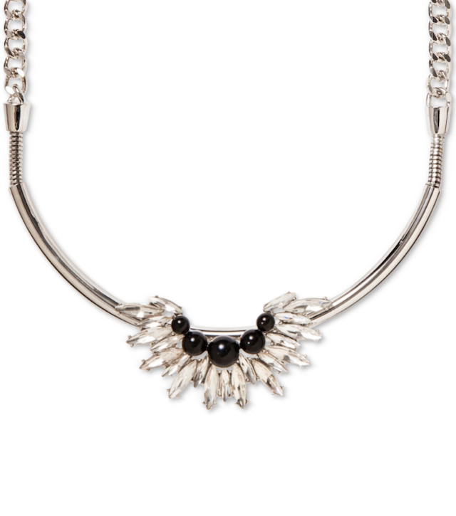 8 Other Reasons Necklace in Sliver