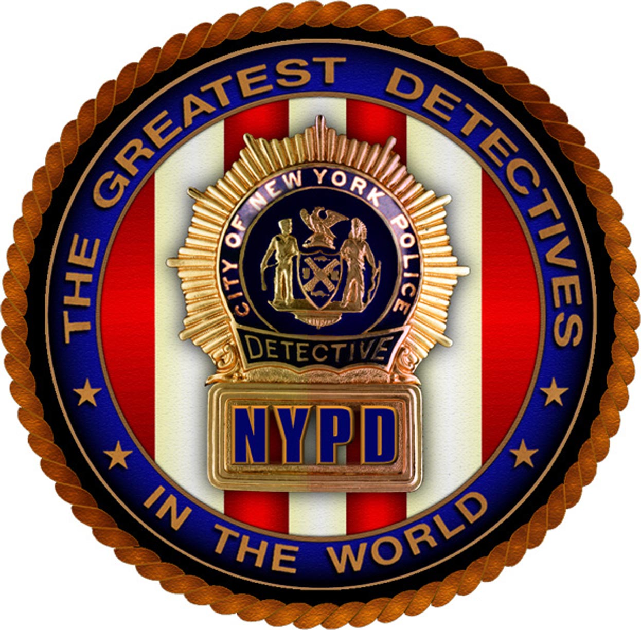 NYPD New York Police Organized Crime Tax Fraud * SUPER*COP
