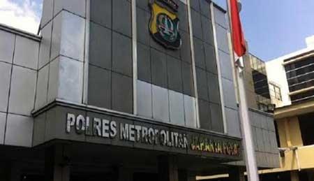 Alamat &_Nomor Telepon Polres Metro Jakarta Pusat