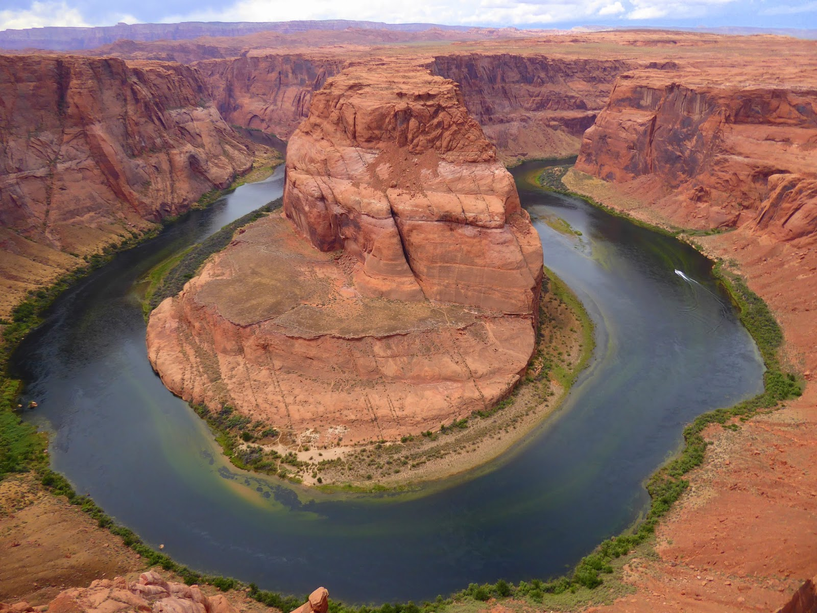 a grand tour usa part vii horseshoe bend grand canyon