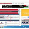 Membuat Widget Nav Link Teks Keren Di Blog