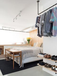 desain wallpaper dinding kamar tidur minimalis
