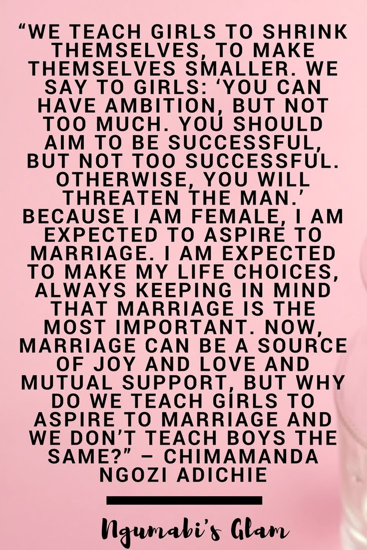 ambitious woman quotes