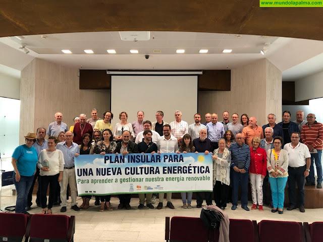 España y Europa, valoran positivamente el trabajo de la isla de La Palma para su transición energética