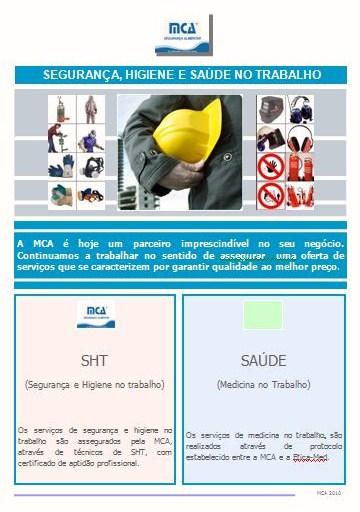 297bcdb874364 Um novo rumo na Saúde Ambiental  Higiene e Segurança no Trabalho
