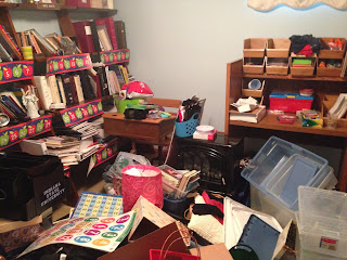 I am not a hoarder, I'm disorganized