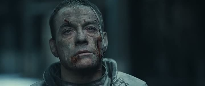Screen Shot Of Universal Soldier Regeneration (2009) Dual Audio Movie 300MB small Size PC Movie