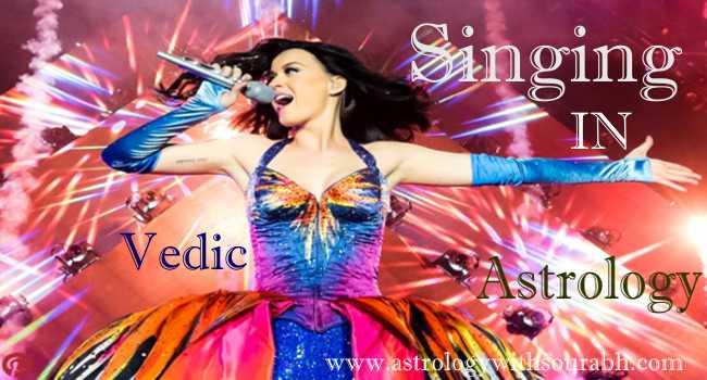 Vedic Astrology Research Portal: Singing Career In Vedic