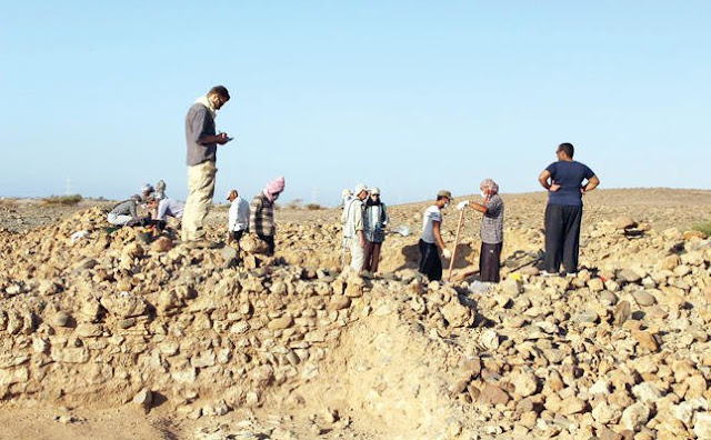 Saudi-French team discovers Stone Age sites in Tabuk