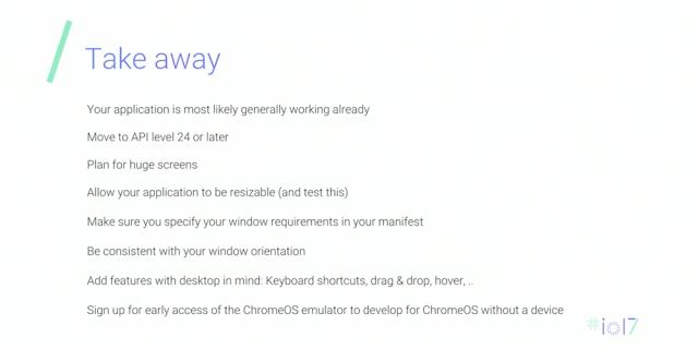 Google luncurkan emulator Chromebook Chrome OS untuk developer