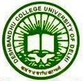 Deshbandhu College Recruitment