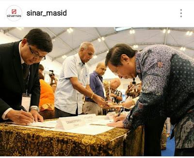 79 Tahun Sinar Mas Berkembang Bersama Masyarakat Indonesia