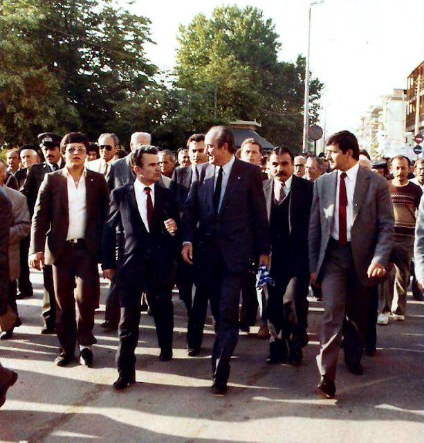 Συλλυπητήριο μήνυμα του τ. Βουλευτή Θεσπρωτίας Ηλ. Βεζδρεβάνη για τον θάνατο του Κωνσταντίνου Μητσοτάκη