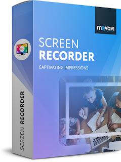 Movavi Screen Recorder box