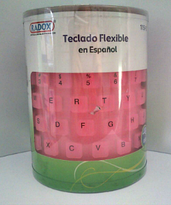 Teclados-flexibles