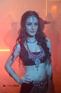 Actress Farah Karimi Pictures at Thikka Shooting Spot  0043