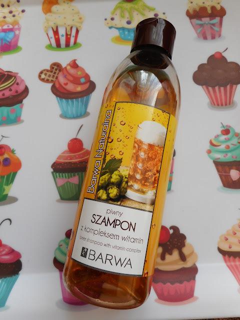 BARWA Szampon piwny z kompleksem witamin