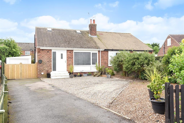 Harrogate Property News - 3 bed semi-detached bungalow for sale Knox Close, Harrogate HG1
