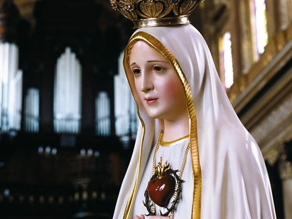 Imagem de Nossa Senhora
