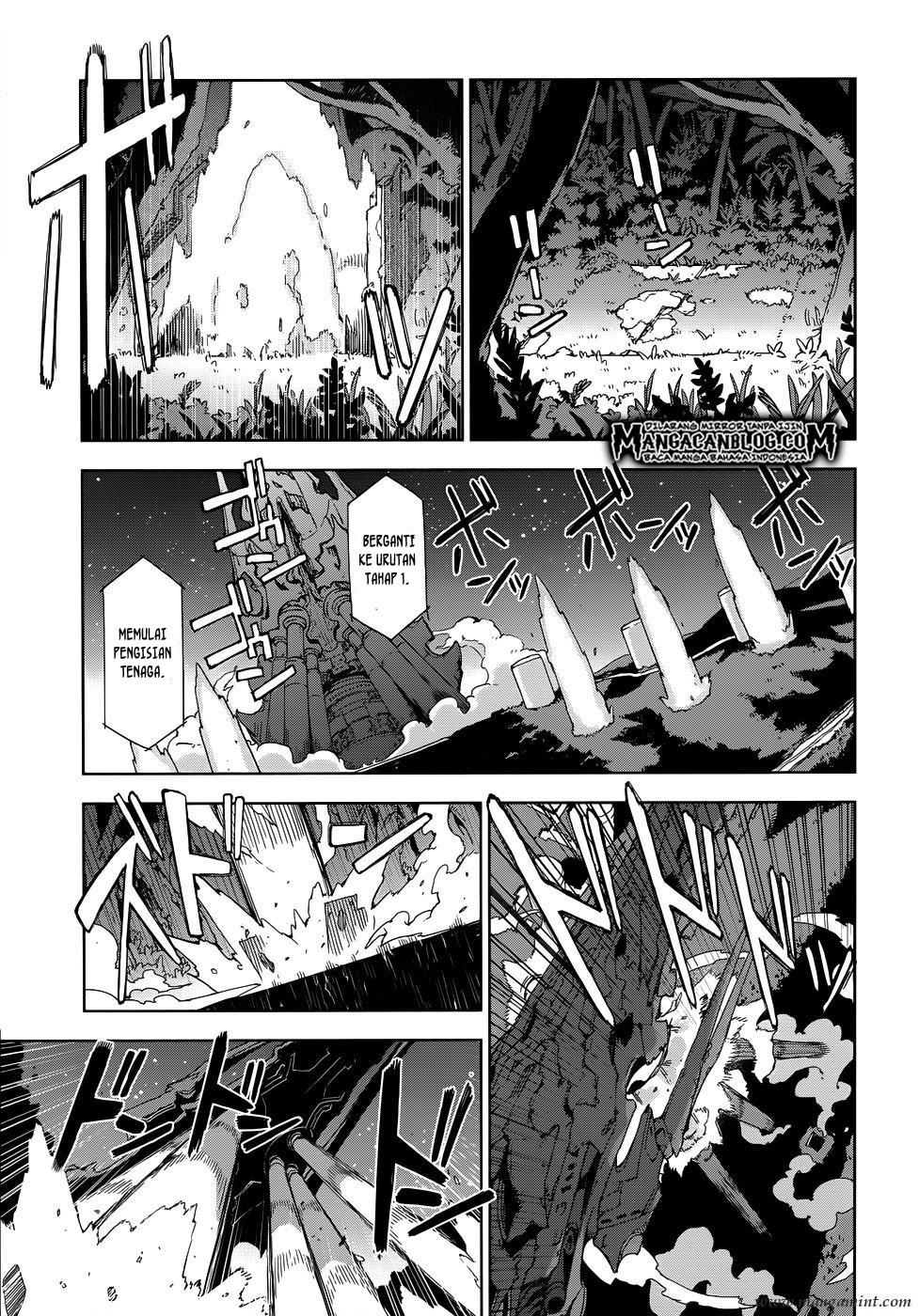 Black Bullet Chapter 18-9
