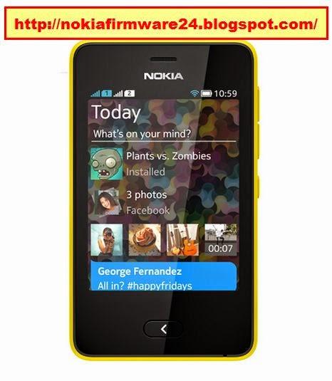 Nokia Asha 501 RM-899 Latest Flash File Download