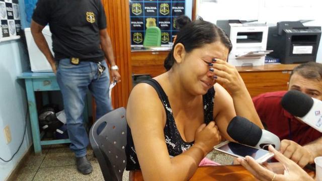 """""""Era só pra assustar"""", diz mulher que matou o marido"""