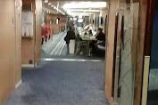 Video Mewahnya Kapal Penyeberangan Norwegia-Denmark, Color Line, berlantai sembilan