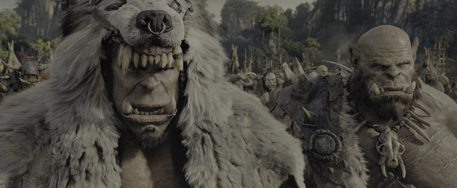 Warcraft: El Primer Encuentro de dos Mundos (2016) 4K UHD [HDR] Latino - Castellano - Ingles captura 3